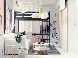 12 εκπληκτικά κρεβάτια για σπίτια με μικρό υπνοδωμάτιο! cc11cd6e134