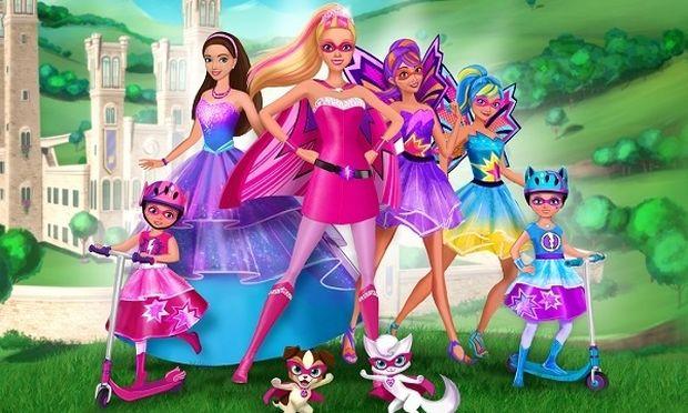 Νέα ταινία: Barbie η Σούπερ Πριγκίπισσα!