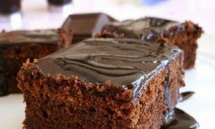 Συνταγή για την πιο νόστιμη σοκολατόπιτα!
