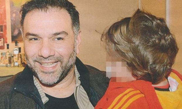 Γρηγόρης Αρναούτογλου: Η ιδιαίτερη σχέση με το γιο του