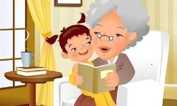Το παραμύθι της εβδομάδας: Δεν αντέχω τη γιαγιά!