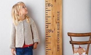 Τεστ: Μάθε πόσο ψηλά θα γίνουν τα παιδιά σου