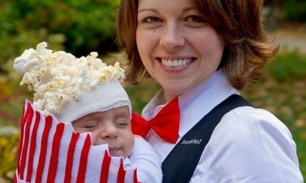 Ευφάνταστοι γονείς ντύνουν τα παιδιά τους για τις Απόκριες! Το αποτέλεσμα είναι απολαυστικό! (εικόνες)