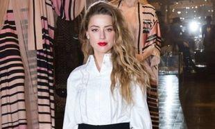 Amber Heard: Η πρώτη δημόσια εμφάνισή της ως κυρία Depp