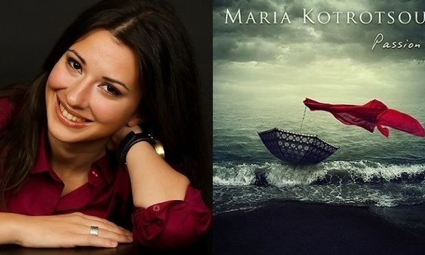 Η Μαρία Κοτρότσου μαζί με το ορχηστρικό της σύνολο live στην Galerie Δημιουργών!