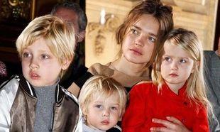 Ναταλία Βοντιάνοβα: Έγινε 33 και τα παιδιά της της έκαναν το πιο όμορφο δώρο! (εικόνα)