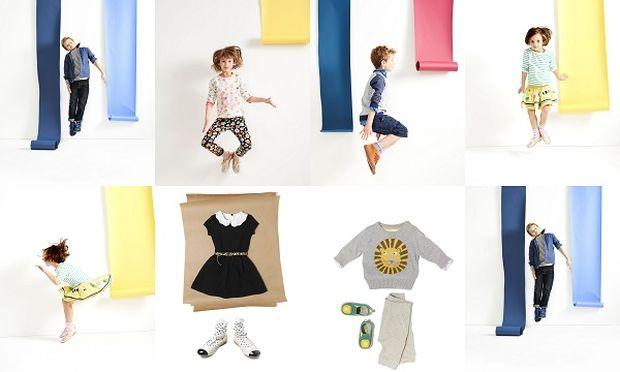Πάσχα γεμάτο χρώμα & αισιοδοξία με τη νέα παιδική συλλογή των Marks & Spencer!