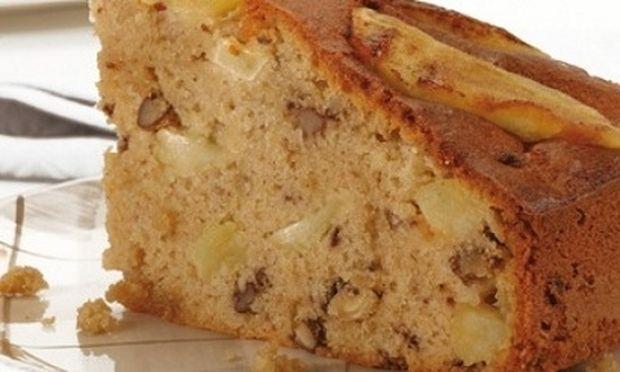 Συνταγή για νηστίσιμο κέικ μήλου!
