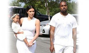 Η Kim Kardashian έχει βάλει στόχο να αφήσει καραφλή και τη... North;