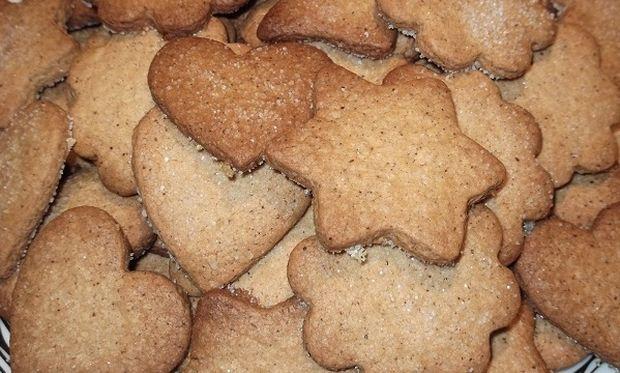 Συνταγή για πεντανόστιμα μπισκότα κανέλας!
