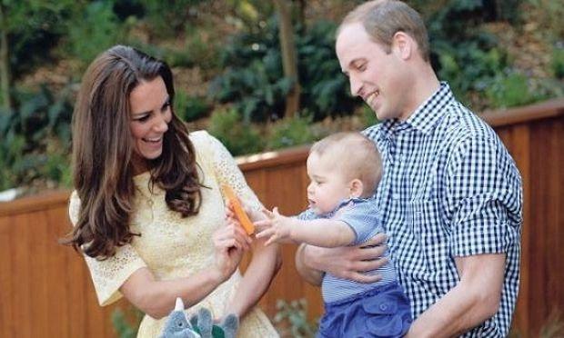 Κέιτ Μίντλετον: Τι φάρσα έκανε στον πρίγκιπα Τζορτζ κι εκείνος έψαχνε τα ντουλάπια;