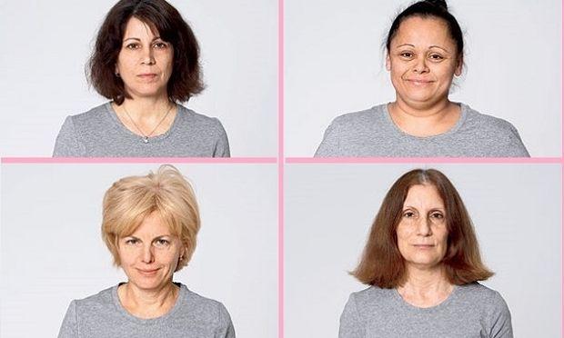 Αυτές οι τέσσερις μαμάδες μακιγιάρονται από τις κόρες τους! Το αποτέλεσμα είναι εντυπωσιακό! (εικόνες)