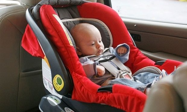 Αυτός είναι ο λόγος που δεν πρέπει να χρησιμοποιείτε μεταχειρισμένο καθισματάκι αυτοκινήτου!