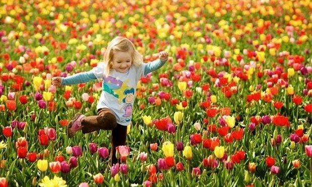 Περάστε όμορφα με τα παιδιά σας  την Πρωτομαγιά!