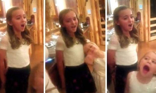 Αυτή  η 11χρονη θα μας απασχολήσει τα επόμενα χρόνια. Δείτε γιατί (βίντεο)