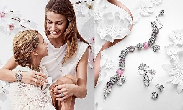 PANDORA: Τα πιο όμορφα δώρα για τη γιορτή της Μητέρας