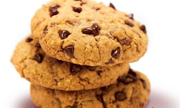Συνταγή για μπισκότα για πρωτάρηδες με 5 μόνο υλικά!