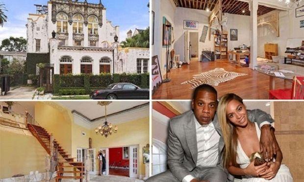 Αυτό το σπίτι φημολογείται ότι αγόρασαν ο Τζέι Ζ και η Μπιγιονσέ! (εικόνες)