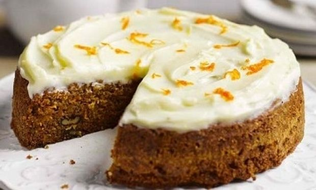 Συνταγή για ανάλαφρο carrot cake,  ό,τι πρέπει για την Άνοιξη!