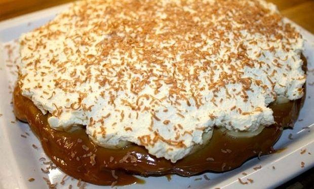 Συνταγή για μπανόφι από τα χεράκια της μαμάς!