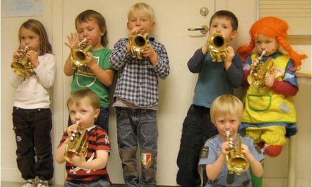 Jazz for Kids στην Τεχνόπολη Δήμου Αθηναίων