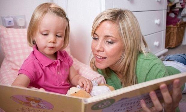 «Διαβάστε μαζί»: συμβουλές για γονείς και τα παιδιά τους με δυσκολία στον λόγο και την ομιλία.