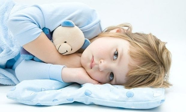 Αυτοί είναι οι βασικοί λόγοι που το παιδί δεν κοιμάται το βράδυ!