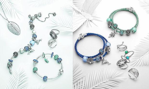Αποδράστε στην παραλία των ονείρων σας με την καλοκαιρινή συλλογή PANDORA!