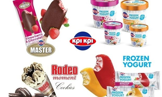 Απολαυστικό καλοκαίρι με την Κρι Κρι: Μοναδικό παγωτό frozen yogurt και νέες συναρπαστικές γεύσεις!