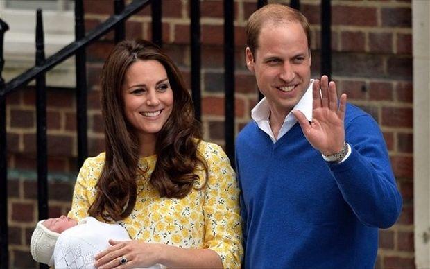 Κέιτ Μίντλετον-Πρίγκιπας Ουίλιαμ: Πότε βαφτίζουν τη μικρή; Όλες οι τελευταίες λεπτομέρειες