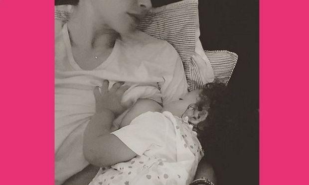 Ντούτζεν Κρος: Αυτή είναι χωρίς αμφιβολία η πιο τρυφερή φωτογραφία με την κόρη της! (εικόνα)