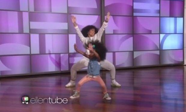 Απίστευτο! Αυτό το 4χρονο κοριτσάκι χορεύει σαν την Beyonce! (βίντεο)