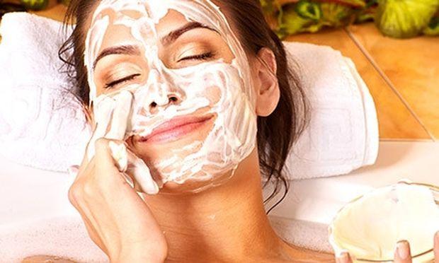 Μάσκα προσώπου για αφυδατωμένο δέρμα από τον ήλιο!