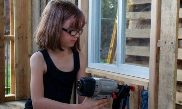 Πόσο συγκινητικό: Δείτε τι κάνει το 9χρονο κορίτσι για τους άστεγους (εικόνες,βίντεο)
