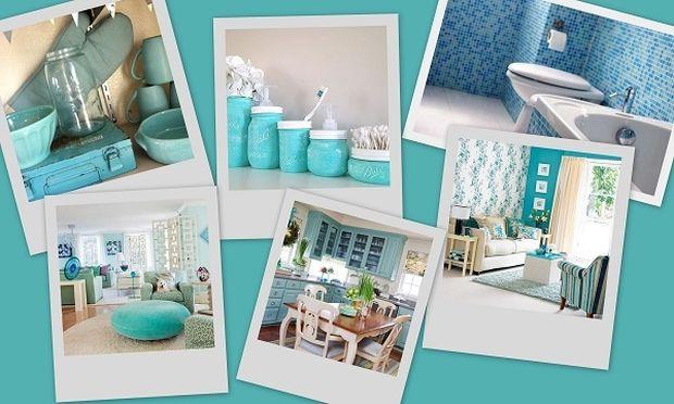 Διακόσμηση light blue: Δώστε μια καλοκαιρινή νότα στο σπίτι σας!