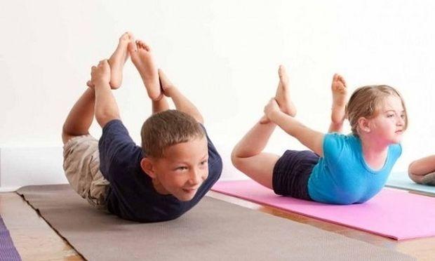 «Άθληση» πολύτιμη για τα παιδιά!