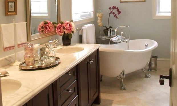 10 Ιδέες για να ανανεώσετε το μπάνιο σας!