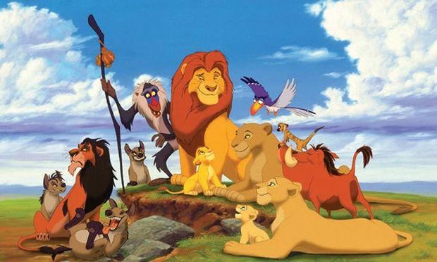 «Βασιλιάς των λιονταριών», η αγαπημένη ταινία της κόρης μου!