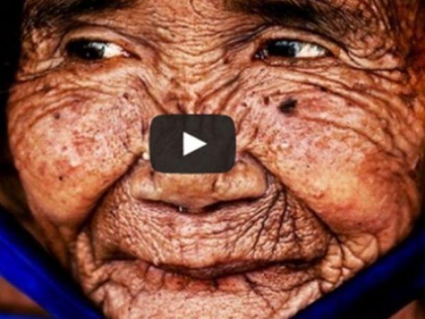 Ηλικιωμένη γυναίκα 100 ετών, γίνεται… 20 μέσα σε 3 λεπτά! (βίντεο)