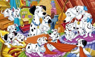 «Τα 101 σκυλιά της Δαλματίας» μία ταινία που κάνει κάθε παιδί να θέλει ένα κουτάβι!