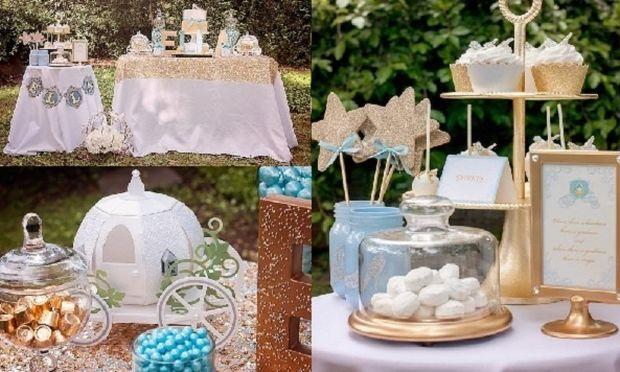 Ένα παιδικό πάρτι γενεθλίων με άρωμα παραμυθιού (εικόνες)