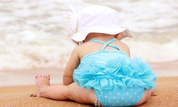 Διακοπές με το μωρό. Τι πρέπει να γνωρίζετε για τη διαμονή σας