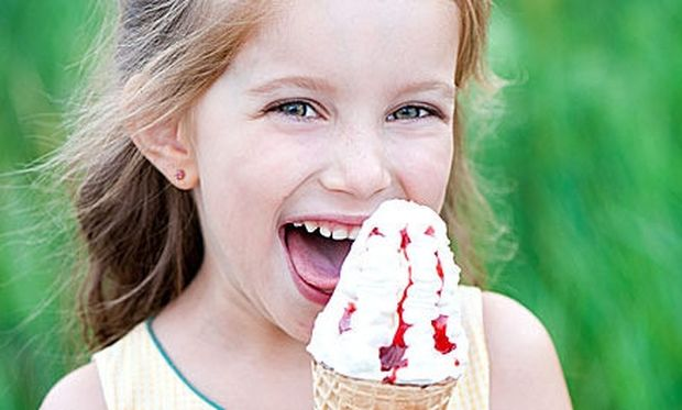 Πόσα παγωτά την ημέρα μπορεί να φάει ένα παιδί;