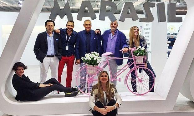 """Συμμετοχή της Marasil στην """"Pitti Bimbo"""""""
