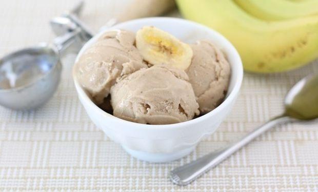 Συνταγή για παγωτό μπανάνα χωρίς παγωτομηχανή στο πι και φι!