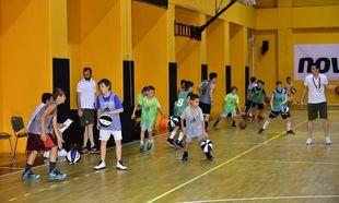 Μπάσκετ: Ένα άθλημα για τα μικρά σας αντράκια!