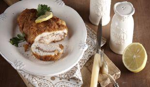 Κοτόπουλο Cordon Bleu