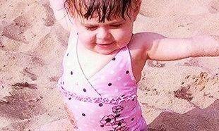 Περίμενε να φτιάξει τα νύχια της στο ινστιτούτο αισθητικής, μέχρι που είδε αυτό το κοριτσάκι στην τηλεόραση! (εικόνα)