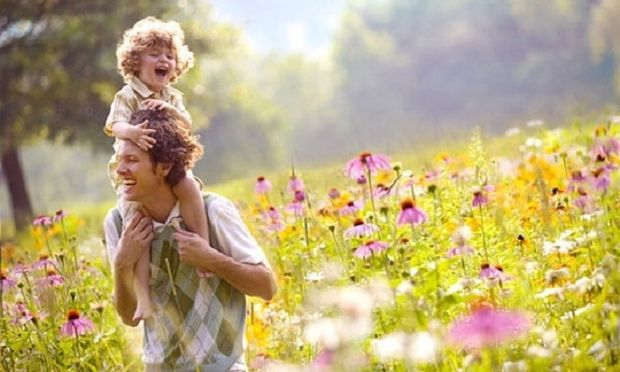 5+1 πράγματα που οι μπαμπάδες κάνουν καλύτερα από τις μαμάδες