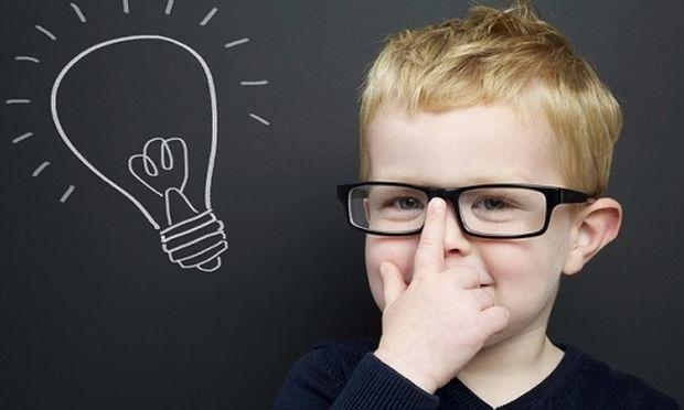 5+1 μυστικά για να μεγαλώσετε έξυπνα παιδιά!